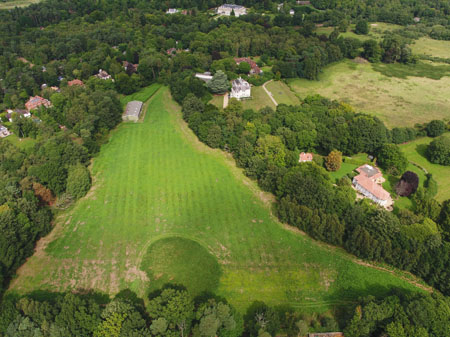 7 Prince Albert Drive, Ascot, SL5 8AH DRONE-42