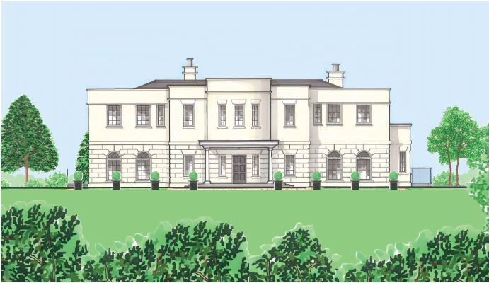 Front Elevations 1